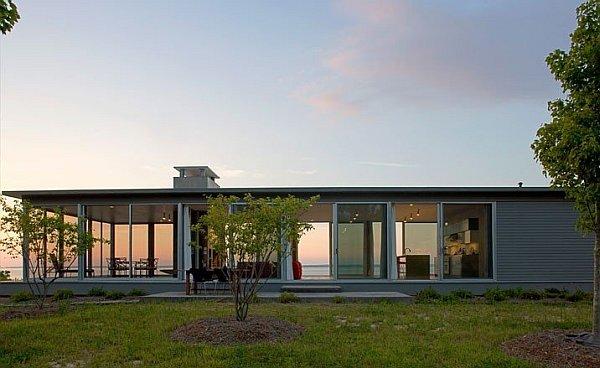 Glass House on Rappahannock River 3