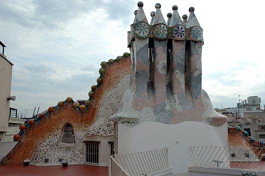 Casa Batlo Antonio Gaudi Barcelona Decoist