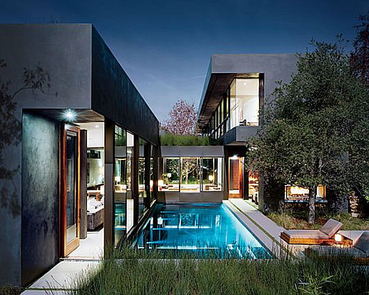 vienna way residence by marmol radziner 1 Contemporary Vienna Way Residence in Venice, California