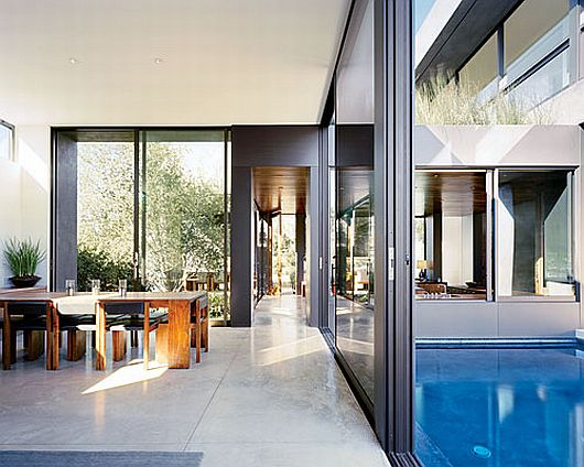 vienna way residence by marmol radziner 2 Contemporary Vienna Way Residence in Venice, California
