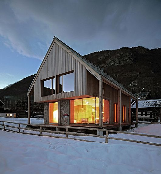 6x11 alpine hut by ofis architects 1 6x11 Alpine Hut in Slovenia by OFIS Architects