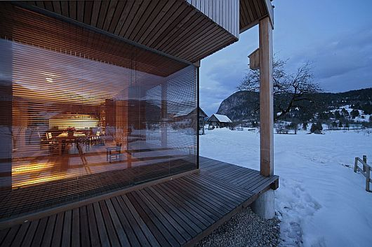 6x11 alpine hut by ofis architects 3 6x11 Alpine Hut in Slovenia by OFIS Architects