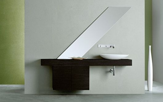 bathroom mirrors cube collection by flli branchetti 1 Bathroom Mirrors   Cube Collection by F.lli Branchetti
