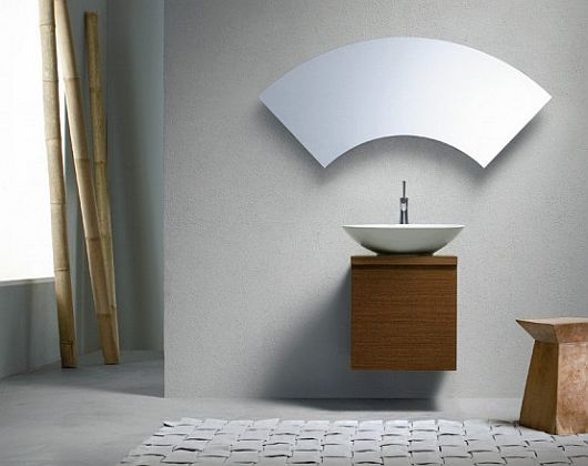 bathroom mirrors cube collection by flli branchetti 2 Bathroom Mirrors   Cube Collection by F.lli Branchetti