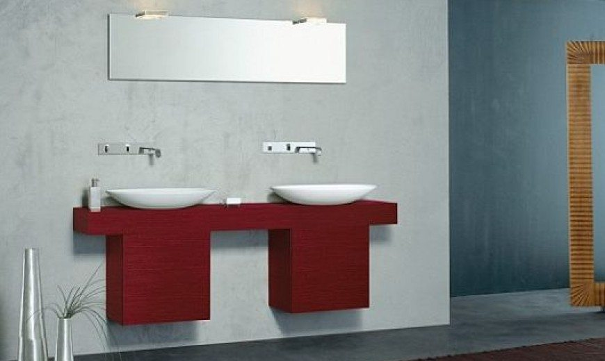 Bathroom Mirrors – Cube Collection by F.lli Branchetti