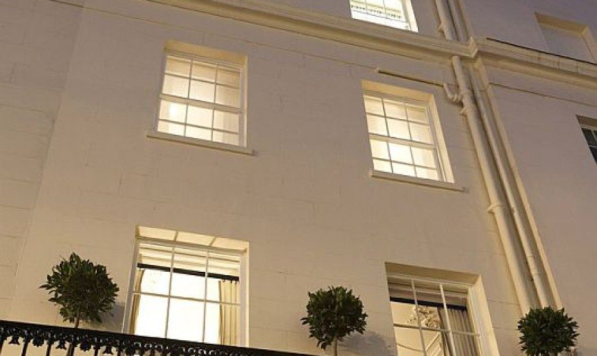 Belgravia Property in London – Classical, Yet Contemporary