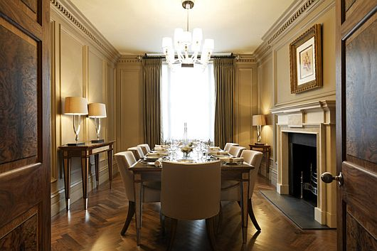belgravia property in london 8 Belgravia Property in London   Classical, Yet Contemporary