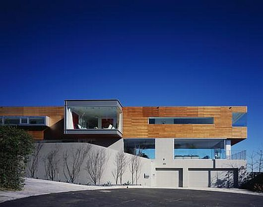 bueth residence 1 Bueth Residence on Hollywood Hills by SPF Architects