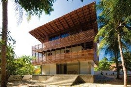 Casa Tropical in Northern Brazil, by Camarim Architects