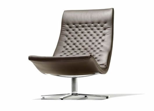 ds 51 swivel chair by de sede 3 DS 51, Classic Chair with a Modern Design