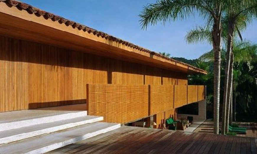 Laranjeiras House by Marcio Kogan – A dreamy beach house