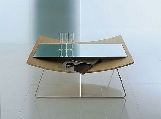 low tables by acerbis 1 Incredible Cool Tables from Acerbis