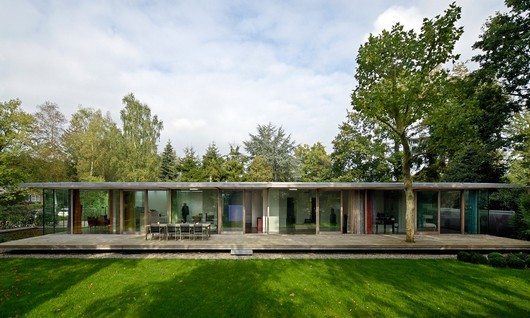 villa berkel in netherlands by paul de ruiter 1 Villa Berkel in Netherlands by Paul de Ruiter