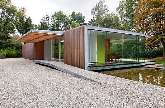 villa berkel in netherlands by paul de ruiter 2 Villa Berkel in Netherlands by Paul de Ruiter