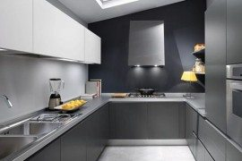 Sleek Kitchen To Design by Ernestomeda