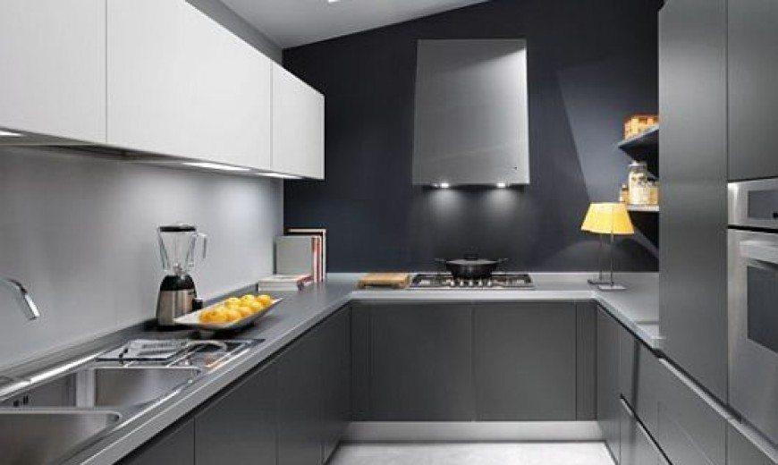Sleek Kitchen To Design by Ernestomeda