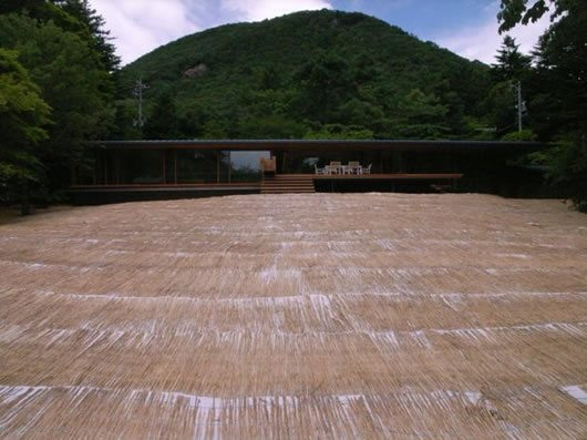 Japanese Rural Homes by Kidosaki Architects