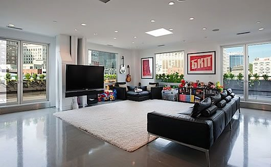 Contemporary Apartment Facelift in Seattle 2