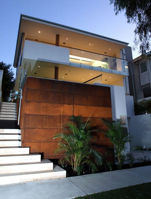 Cottesloe House by Paul Burnham 2 Paul Burnhams Cottesloe House, Fantastic Old Style With a Modern Twist