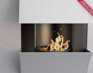 Curv Fireplace 1