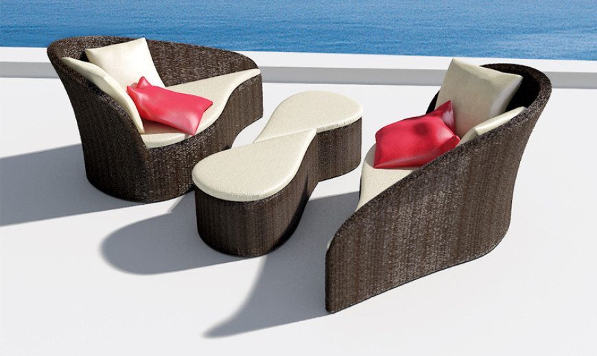 Fiore outdoor sofa 6