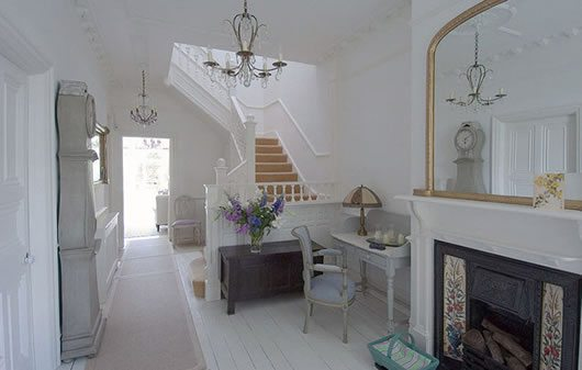 French Inspired Classic London House