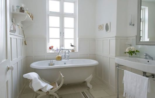 French Inspired Classic London House 10