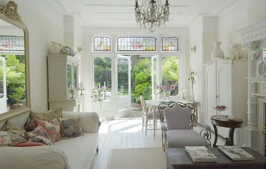 French Inspired Classic London House 3