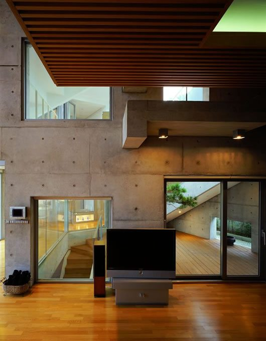 Hye Ro Hun House by IROJE KHM Architects 9