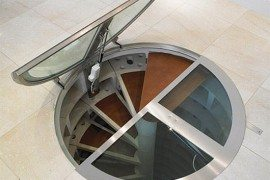 Indoor Spiral Wine Cellar For Your Wine Collection