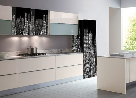 Kitchen Appliances Decoration Ideas