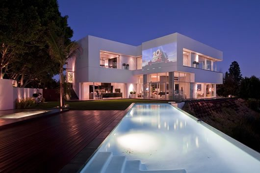 Luxury Home in LA