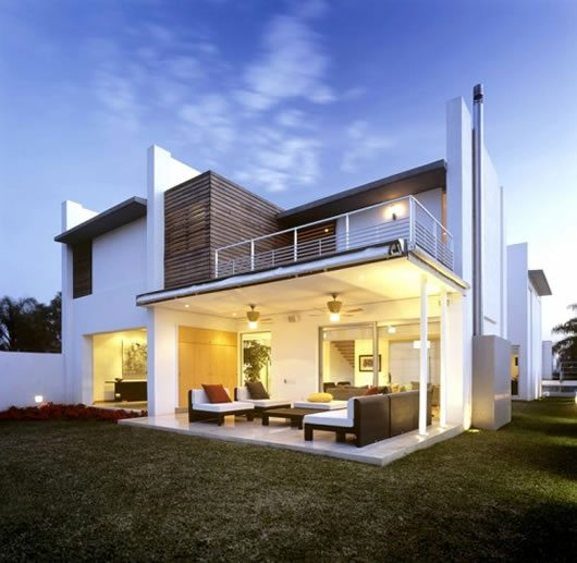 Mexico Contemporary Stylized Home 1 Contemporary Stylized Home in Guadalajara, Mexico