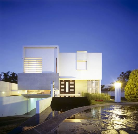 Mexico Contemporary Stylized Home 3 Contemporary Stylized Home in Guadalajara, Mexico