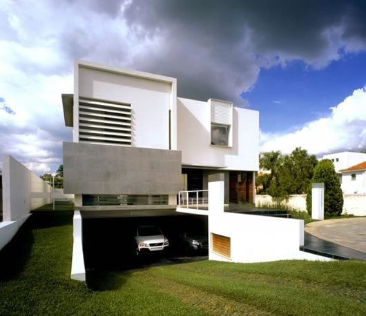 Mexico Contemporary Stylized Home 4