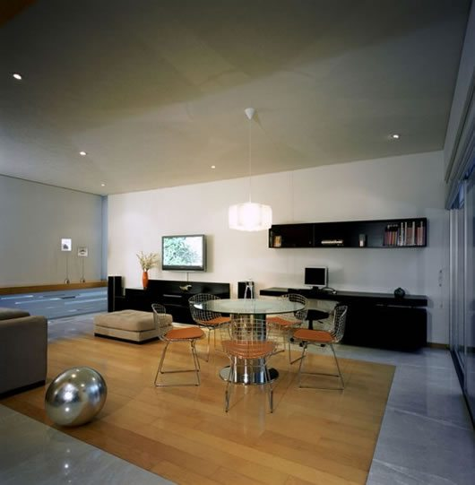 Mexico Contemporary Stylized Home 5