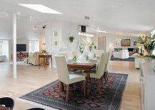 Minimalist Swedish Residence With Lavish Furnishings