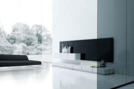 Modern Minimalist Living Room Designs 24