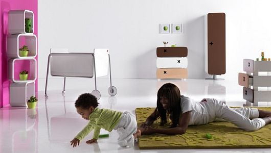 Nursery Furniture 1 Nursery Furniture, Modern Be Play Collection by Be
