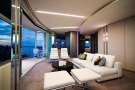 Modern Apartment Interiors by Stanic Harding