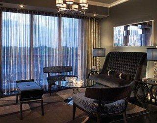 Renovated Condominium Apartment Blends Luxury Interiors