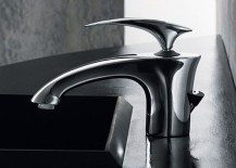 Bartok Collection of Stylish Faucets by Antonio Bullo