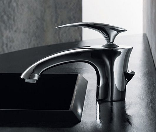 Stylish Faucet Design Bartok Collection 1 Bartok Collection of Stylish Faucets by Antonio Bullo