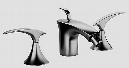 Stylish Faucet Design, Bartok Collection