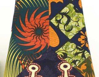 African Inspired Binta Armchairs 4