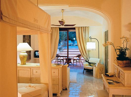 Capri Palace Hotel Spa 2 Luxurious 5 star Capri Palace Hotel and Spa for Opulent Fun seekers