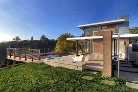 Exquisite Residence in LA, Evans House by Bittoni Design Studio