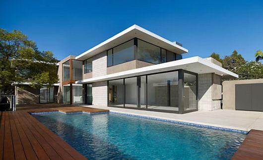Contemporary Evans House 9