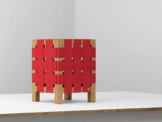Keil stool by Daniel Heer 2 KEIL Stool by Daniel Heer