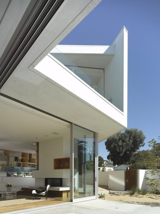 King Residence in Santa Monica